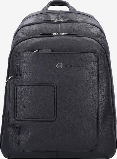 Piquadro Rucksack in schwarz, Produktansicht