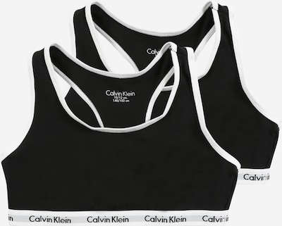 Calvin Klein Underwear BH in schwarz / weiß, Produktansicht