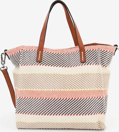 Suri Frey Shopper ' Gracy ' in beige / mischfarben, Produktansicht