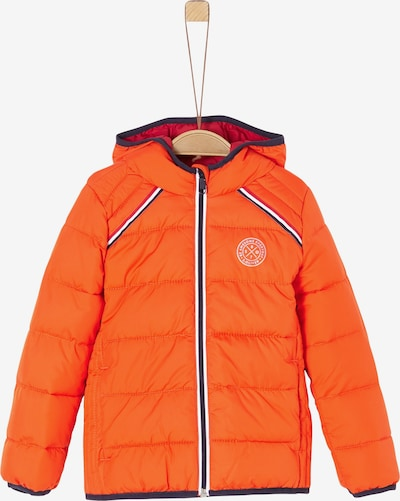 s.Oliver Funktionsjacke in orange, Produktansicht