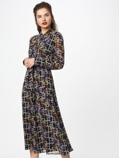 Marella Kleid 'ZOLDER' in mischfarben / schwarz, Modelansicht
