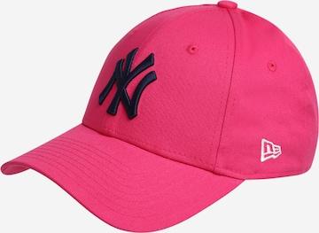 NEW ERA Nokamüts, värv roosa