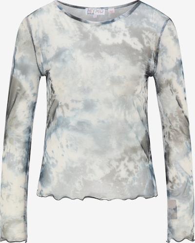 myMo ATHLSR Koszulka funkcyjna w kolorze niebieski / szary / białym, Podgląd produktu