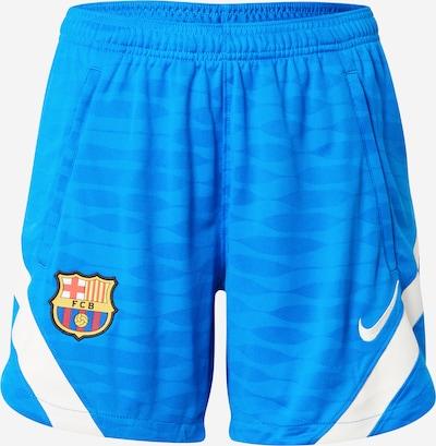 NIKE Sportovní kalhoty 'FC Barcelona' - modrá / bílá, Produkt