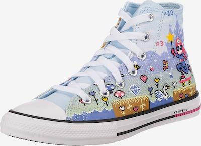 CONVERSE Sneaker 'Chuck Taylor All Star Gamer' in hellblau / mischfarben, Produktansicht