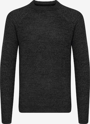 BLEND Strickpullover 'CARRIZAL' in Grau
