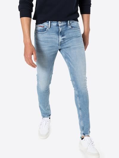 világoskék Tommy Jeans Farmer 'SIMON', Modell nézet