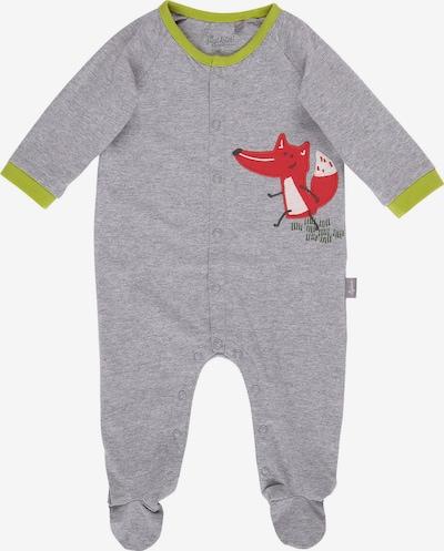 SIGIKID Baby Schlafanzug in grau, Produktansicht