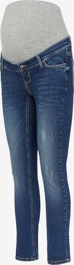 MAMALICIOUS Jeans 'Hampshire' i mörkblå / grå, Produktvy