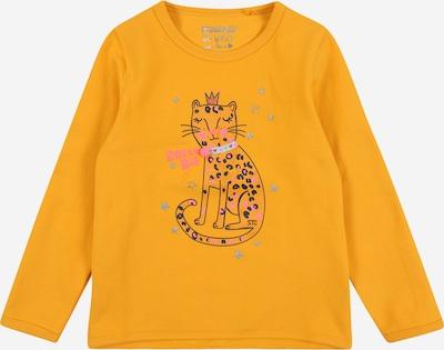 STACCATO Sweatshirt in navy / goldgelb / pink / silber / weiß, Produktansicht