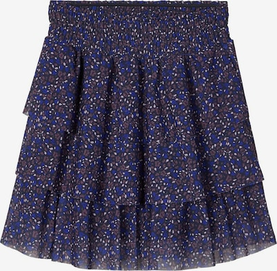 NAME IT Rock 'NKFJINKA SKIRT' in blau, Produktansicht