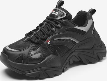 FILA Sneakers laag 'Electrove' in Zwart