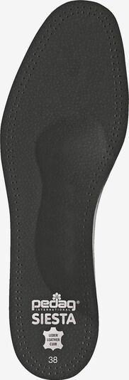 PEDAG Einlegesohlen 'Siesta' in schwarz, Produktansicht