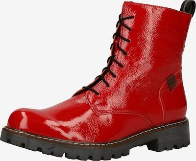 JOSEF SEIBEL Schnürstiefel in rot, Produktansicht