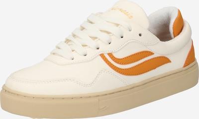 GENESIS Trampki niskie 'G-Soley' w kolorze pomarańczowy / naturalna bielm, Podgląd produktu