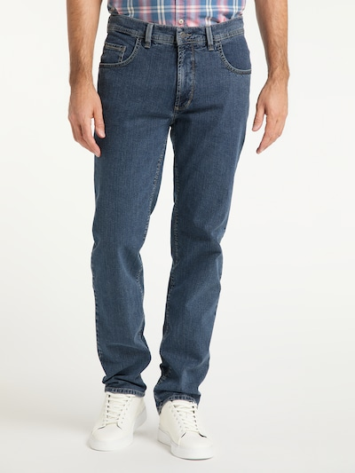 PIONEER Jeans 'PETER' in blue denim, Modelansicht