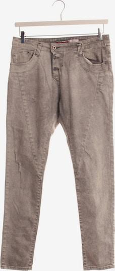 PLEASE Boyfriend Jeans in 29 in grau / weiß, Produktansicht