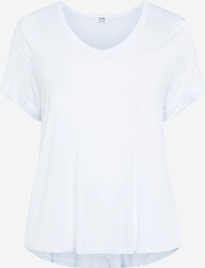 Cotton On Curve Shirt 'KARLY' in Off white, Item view