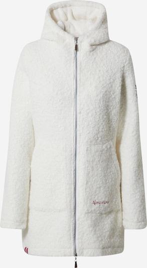 Almgwand Mantel in weiß, Produktansicht