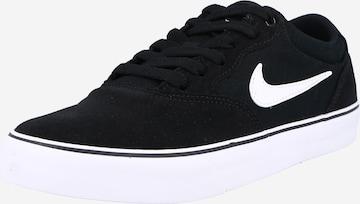 Nike SB Sneaker 'Chron 2' in Schwarz