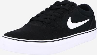 Nike SB Baskets basses 'Chron 2' en noir / blanc, Vue avec produit