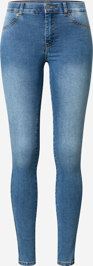 Dr. Denim Jeggings 'Plenty' i blue denim, Produktvisning