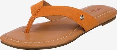 UGG Sandale in cognac, Produktansicht