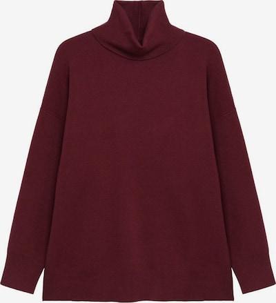 MANGO Pullover in rubinrot, Produktansicht