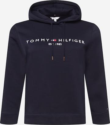 Tommy Hilfiger Curve Sweatshirt in Blau