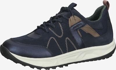 Sneaker low GEOX pe albastru închis / maro / verde, Vizualizare produs
