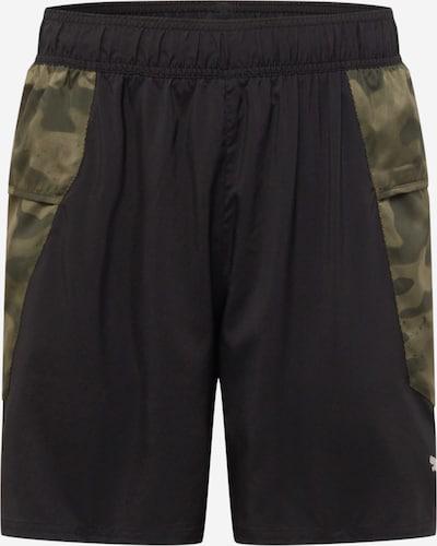 Pantaloni sport PUMA pe kaki / oliv / negru, Vizualizare produs