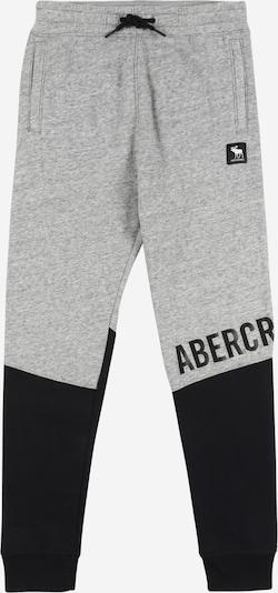 Abercrombie & Fitch Pantalón en gris / negro, Vista del producto