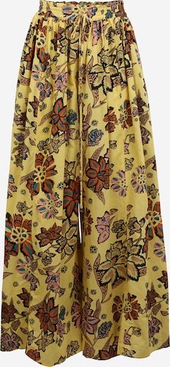 Free People Harem hlače 'TAKE IT EASY' u žuta / miks boja, Pregled proizvoda