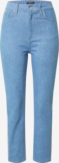 Jeans Trendyol pe albastru / roz, Vizualizare produs