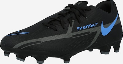 NIKE Fußballschuh 'Phantom GT2 Academy' in hellblau / grau / schwarz, Produktansicht
