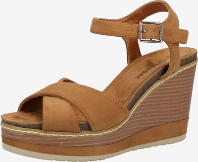 CHIEMSEE Sandalen in camel, Produktansicht