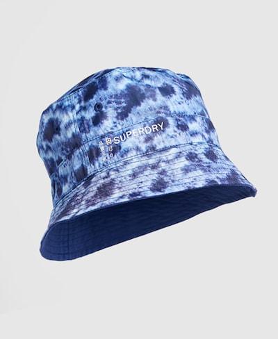 Superdry Hoed in de kleur Blauw, Productweergave