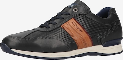 SALAMANDER Sneaker in navy / cognac, Produktansicht