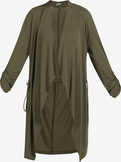 DreiMaster Vintage Mantel in grün, Produktansicht