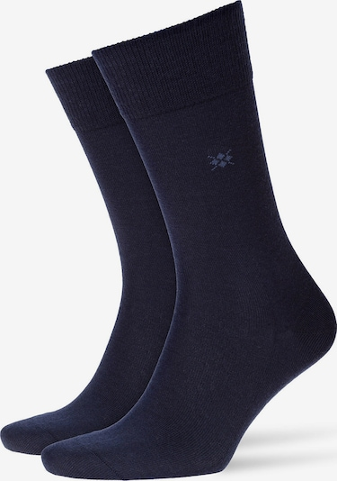 BURLINGTON Socken in navy: Frontalansicht