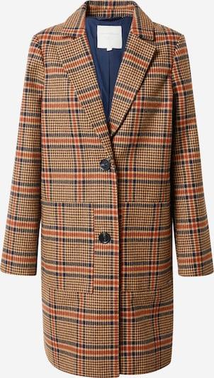 Rudeninis-žieminis paltas iš TOM TAILOR DENIM , spalva - mėlyna / ruda, Prekių apžvalga