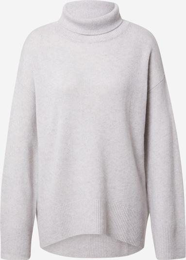 Pure Cashmere NYC Širok pulover | svetlo siva barva, Prikaz izdelka