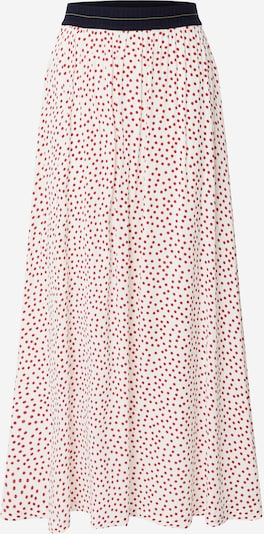 Libertine-Libertine Skirt 'Forget' in red / black / white, Item view
