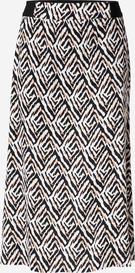 GERRY WEBER Skirt in Sand / Black / White, Item view