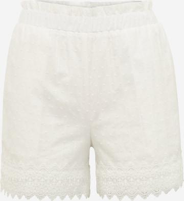 Y.A.S Petite Παντελόνι 'ELINORA' σε λευκό