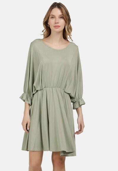 DreiMaster Vintage Sommerkleid in pastellgrün, Modelansicht