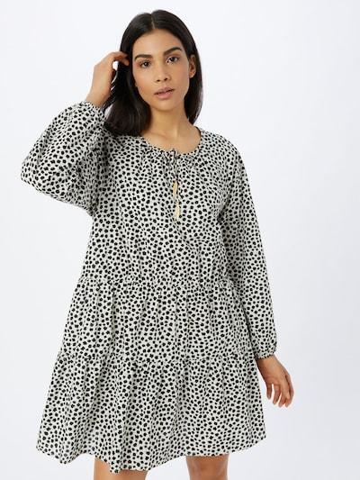 ONE MORE STORY Kleid in schwarz / weiß, Modelansicht