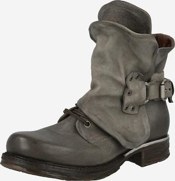 A.S.98 Boots 'Saintmetal' i grå