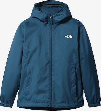 THE NORTH FACE Jacke 'Quest' in dunkelblau / weiß, Produktansicht