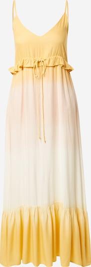 SISTERS POINT Kleid 'Love' in creme / gelb / puder, Produktansicht